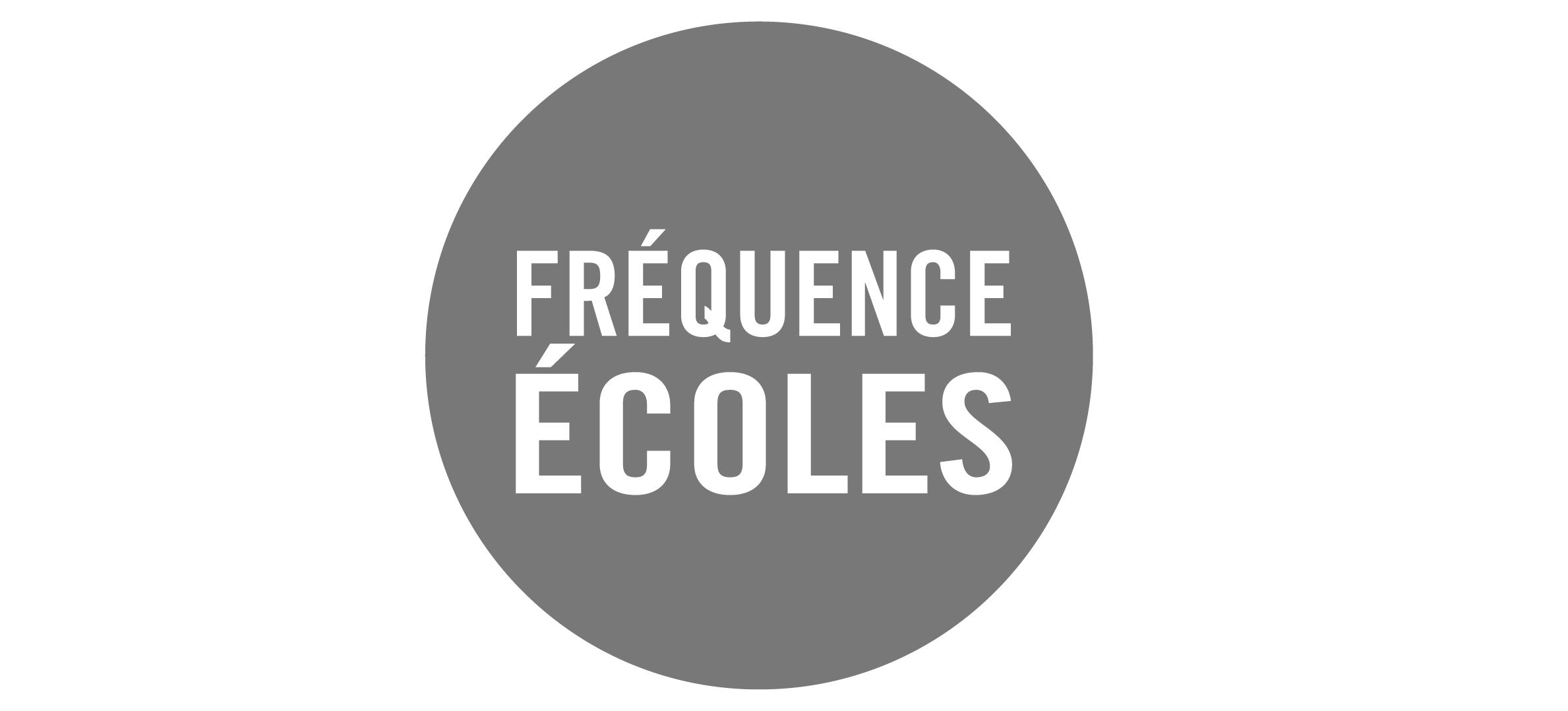 Logo de Fréquence écoles
