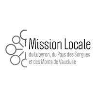 """""""Mission locale du Lubéron, du pays des Sorgues et des Monts du Vaucluse"""""""
