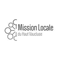 """Mission Locale Haut Vaucluse"""
